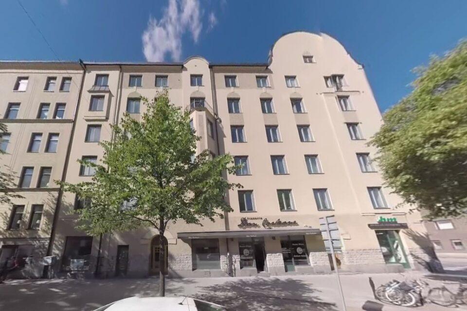 Birgerjarlsgatan 115