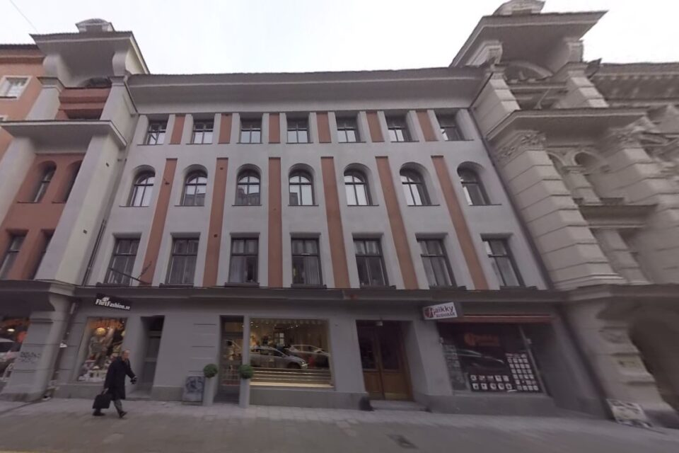 Drottninggatan 110